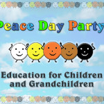 Peace Day Party Sizzle Reel. This is a segment from our 2013 Peace Day Event,  young Japanese children plead for the safety of their Syrian children friends in the name of Peace.