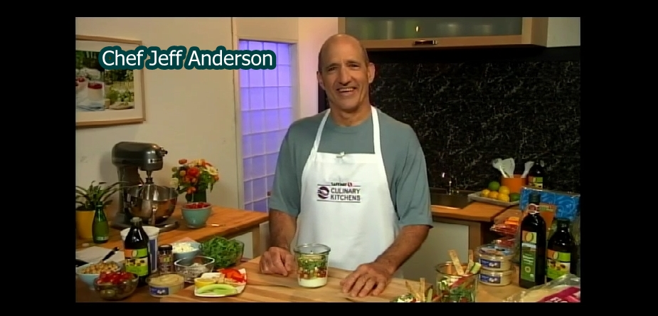 Executive Chef Jeff of Safeway Shares His Super Secrets for Making Nutritious Meals that Taste Great