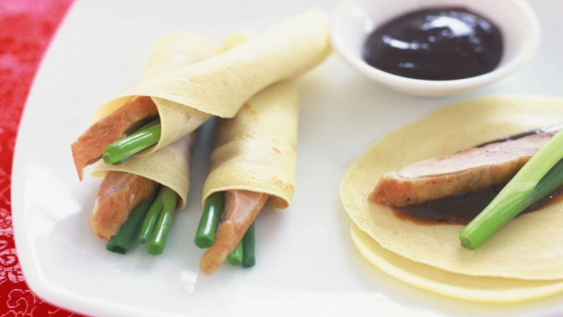 Learn how to Make Green Tea Peking Duck,