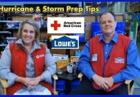 Hurricane & Storm Prep Tips