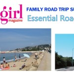 Travel Girl Road Trip