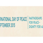 International Day of PEACE…