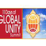 The 11 Days of Global Unity Tele-Summit:Register Here or Become a Co-Sponsor