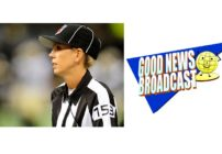 NFL's First Female Official! SARAH THOMAS