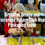 Brooklyn Bridge and Verrazano Rotary Clubs support The Outreach Program. Click here for Video and Podcast.