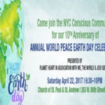 10th Anniversary Planet Heart Celebration 4/22, Click Here for Video & Podcast