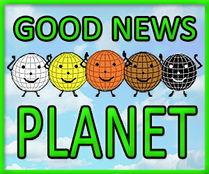 Good News Planet logo