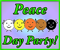 Peace Day Party logo
