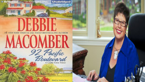 Author Debbie Macomber, Debbie is one of America's most prolific writers of books,  TV and Film. Here is an oldie but goodie interview!  Click Here for Video & Podcast…