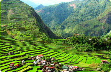 The Banaue Rice Terraces In Philippines Good News Planet Tv