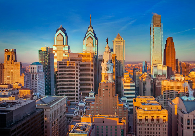 philadelphia-skyline-william-penn