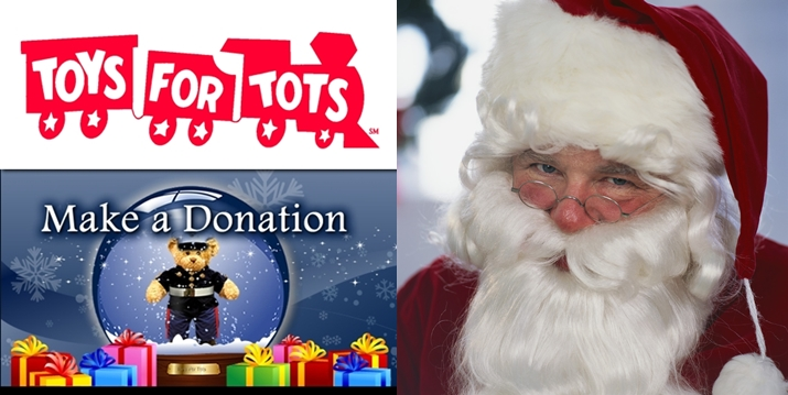 Toys For Tots 2012 : Toys for tots the blue angels save christmas