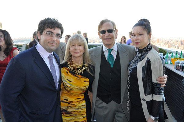 Jonathon Loewy, Nancy Jane Loewy, Lewis Feder, MD, Daniela Nikolova