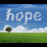 clouds hope