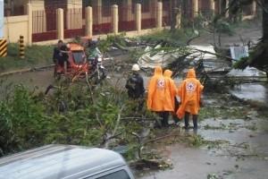 Red Cross Capiz Assessment Team