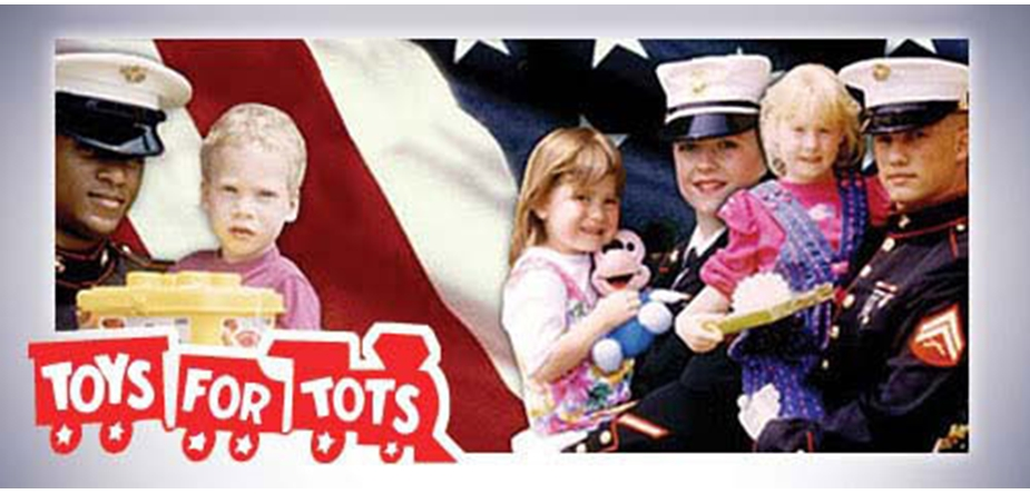 "Toys For Tots Foundation : Toys for tots celebrates th annviversary with toys""r us"