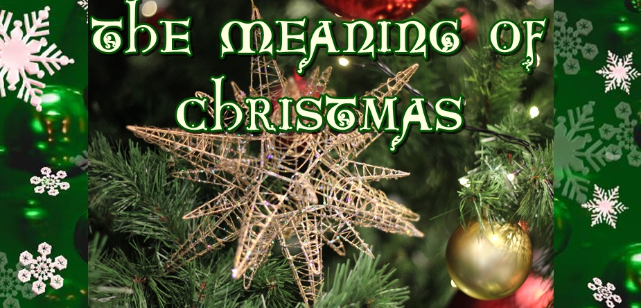 The Meaning of Christmas 6