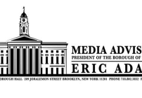 BP ADAMS TO ANNOUNCE 15TH ANNUAL CENTRAL BROOKLYN JAZZ FESTIVAL