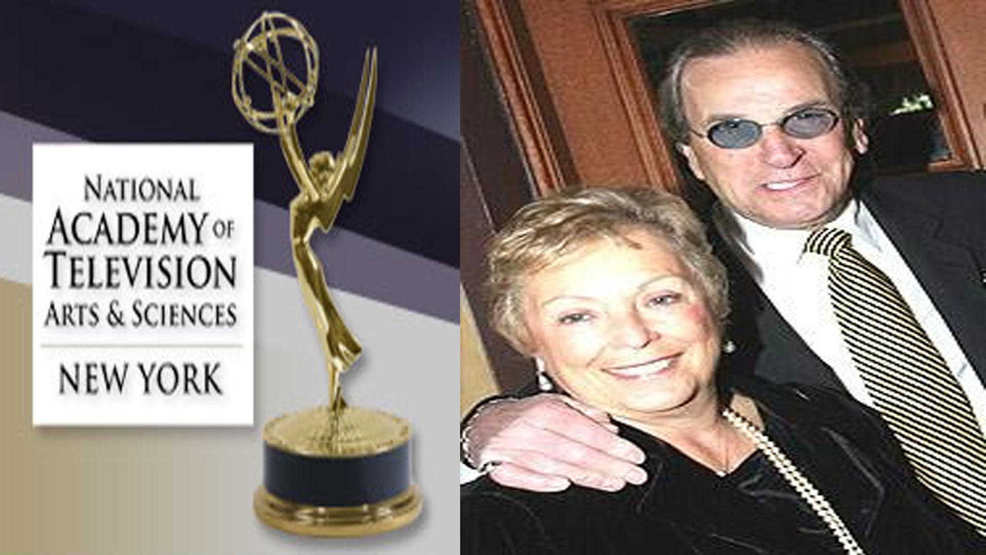 danny aiello  shares his good news at the 57th annual new york emmy awards gala