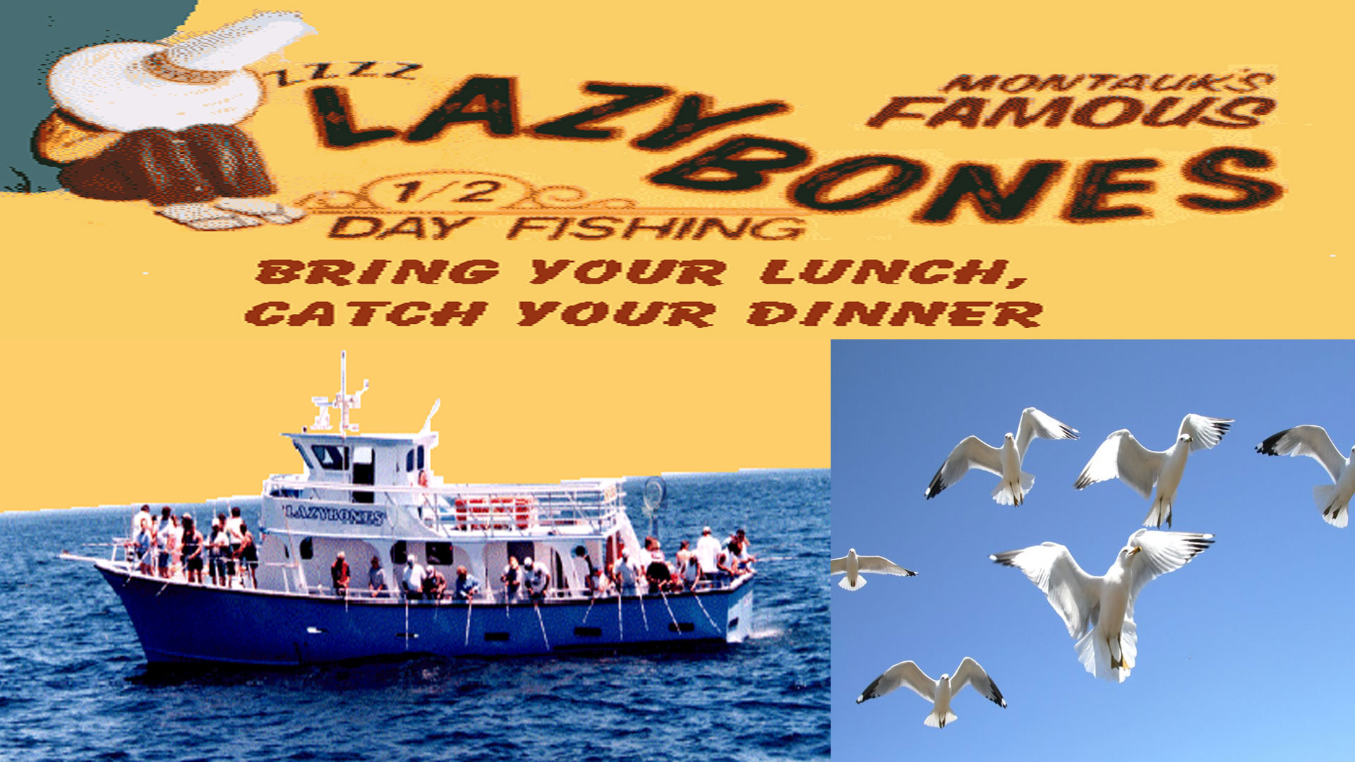 Good News Family has a great day on the LazyBones charter