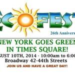 EcoFest NYC 2014