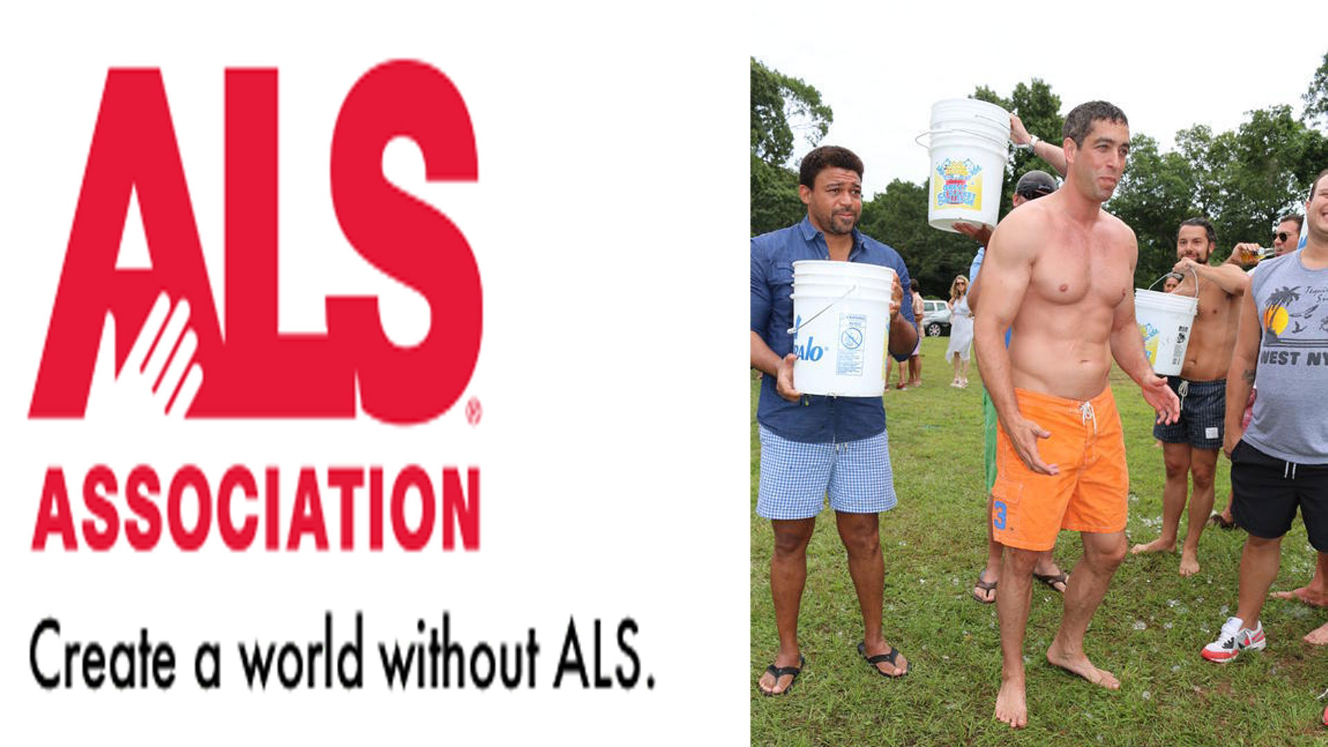 Nick Loeb's Charity Pool Party & ALS Ice Bucket Challenge Event
