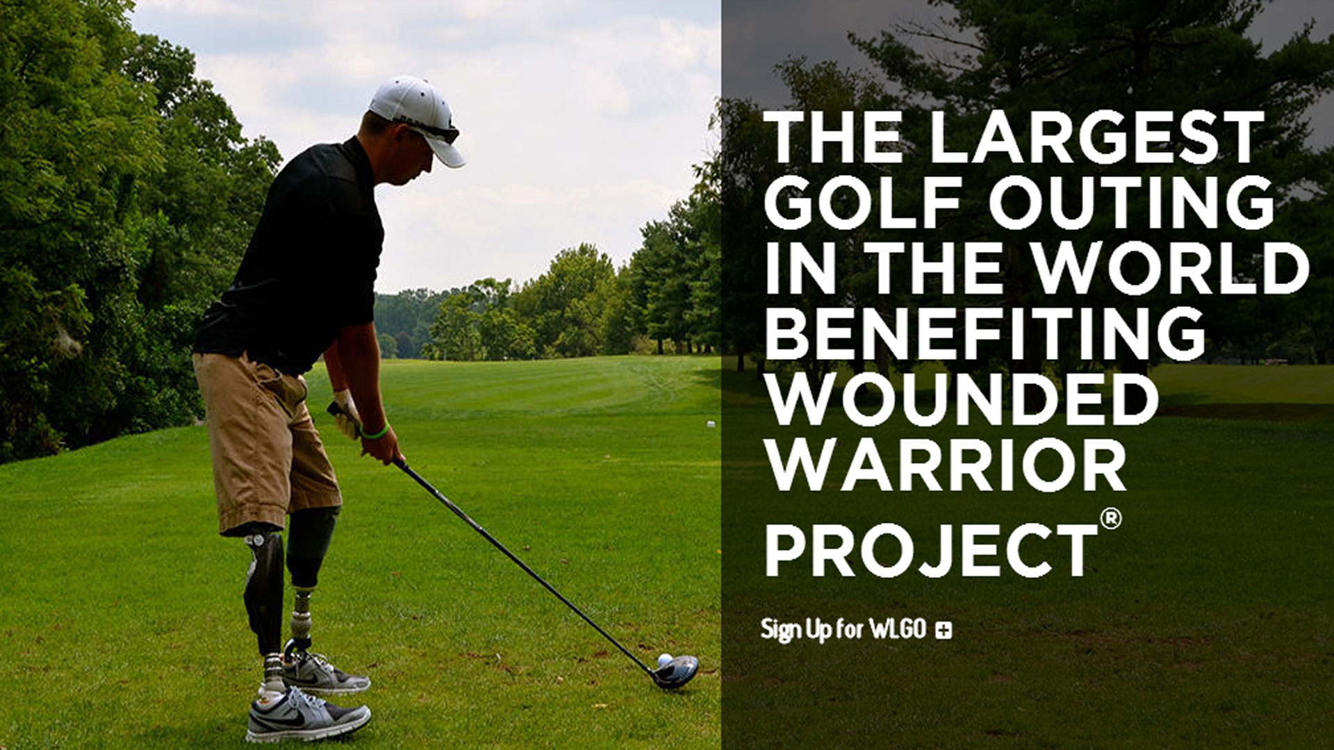 There is only 19 days left before the Wounded Warrior Project golf outing. Please consider making a donation. Thanks again to all those that donated last ...