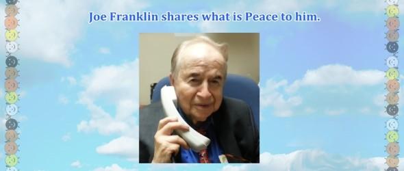 Peace for Joe Franklin