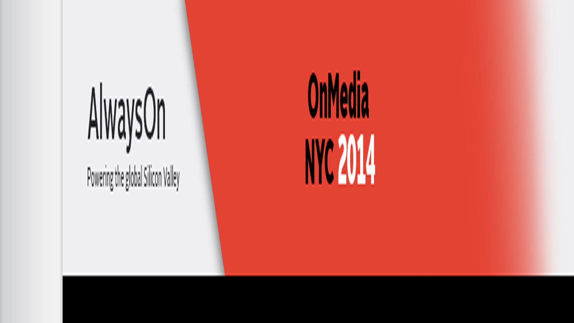 OnMedia NYC 2014