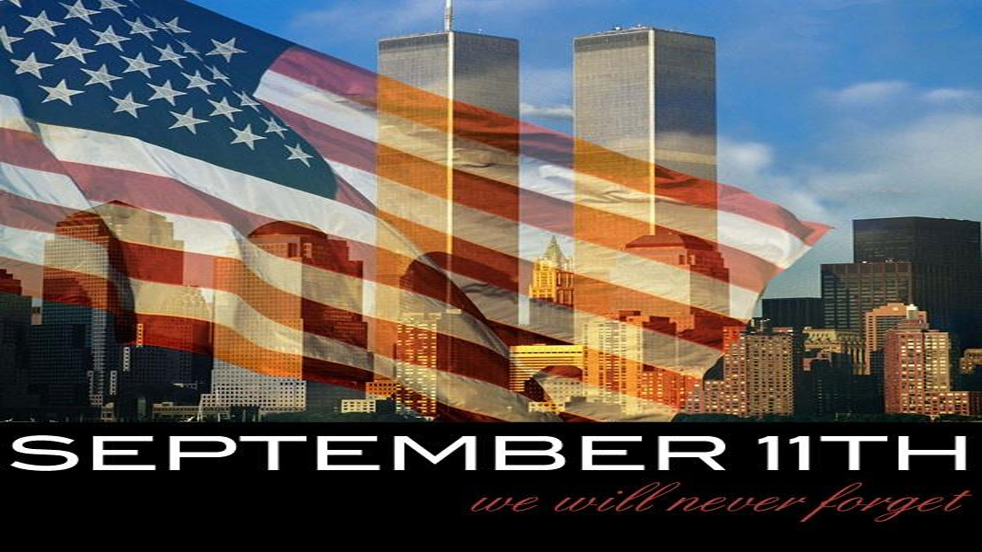 September 11 Post – In Remembrance Submitted by Fred Klein