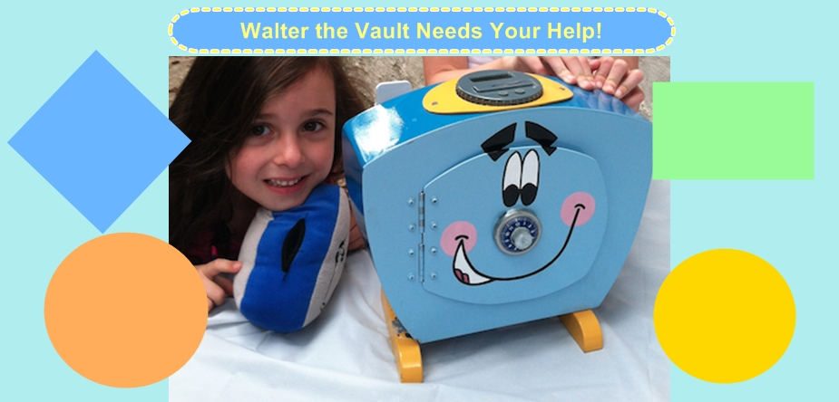 Walter the Vault Needs Your Help!