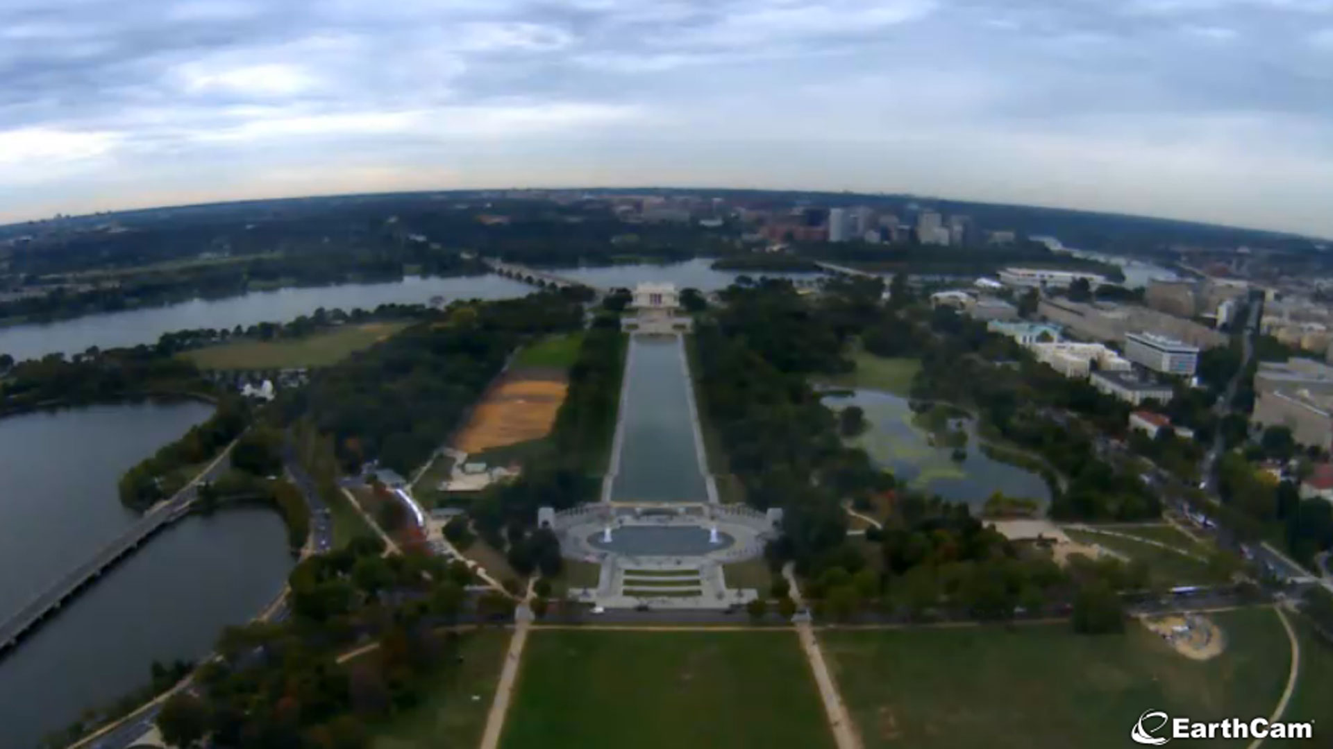 Earthcam And National Park Service Provide Live Views From