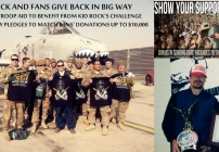 Kid Rock And Fans Give Back Operation Troop Aid