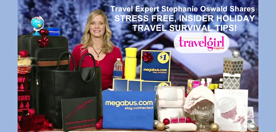 Travel Girl Holiday Travel Survival Tips