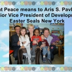 What does Peace Mean To Aris S Pavlides