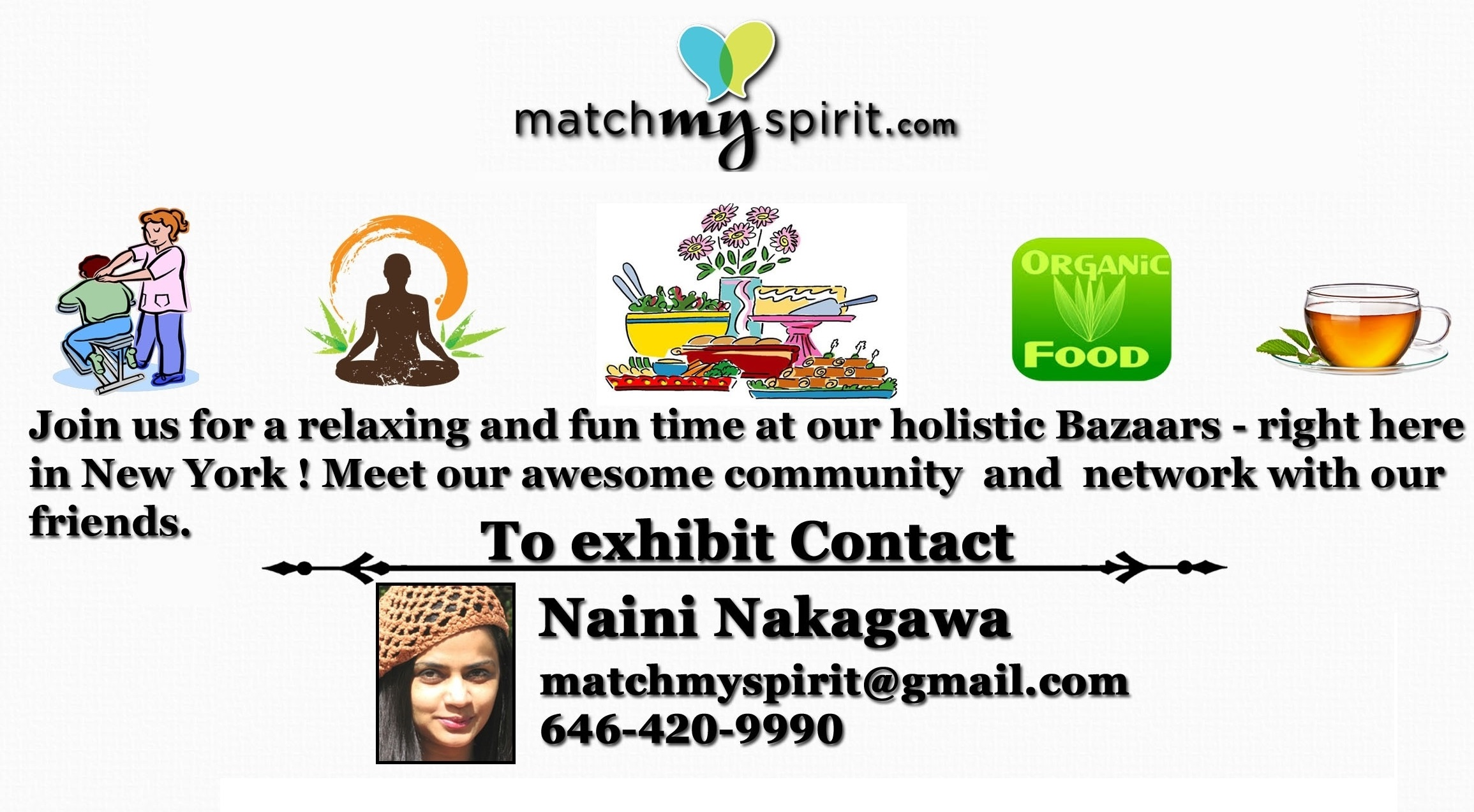 Match My Spirit Holistic Events