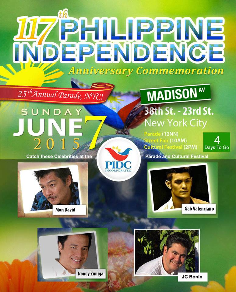 117th Philippine Independence Day Parade