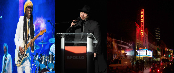 The Apollo Theater Hosts Its 10th Annual Spring Gala – Good News Celebrates Black History Month.  We are always Honored to share the Good News of the Apollo.