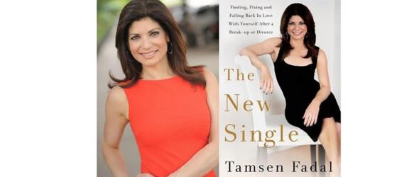 Tamsen Fadal, launches her new book: The New Single: Finding, Fixing & Falling Back In Love With Yourself
