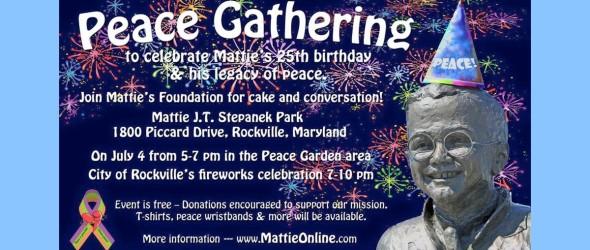 peacegathering