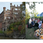 6th Annual Hudson Valley Chef's Consortium Dinner on Bannerman Island- 9/12