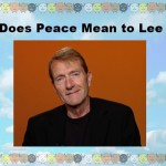 What's Peace Lee Child