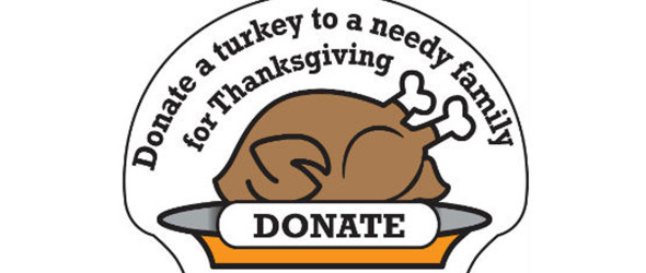 Support our Turkey Drive for 2015