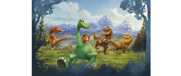 Disney, Pixar The Good Dinosaur