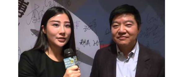 CES attracts people from around the world, Good News speaks to Nick  Yang from China.  We celebrate the Lunar New Year and wish everyone a Happy New Year.