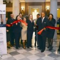 BP ADAMS CUTS RIBBON ON EXPANSION OF FREE LEGAL SERVICES CLINIC AT BROOKLYN BOROUGH HALL