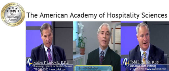 The American Academy of Hospitality Sciences (AAHS) bestows the Star Diamond Award to…