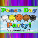 Peace Day Party Playlist…