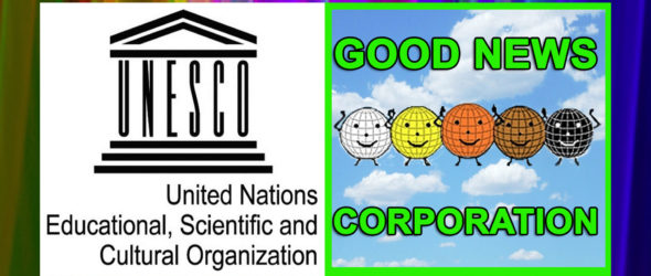UNESCO and Good News Corporation Peace Day Invitation. 9/16, 9/18, 9/21: 2016