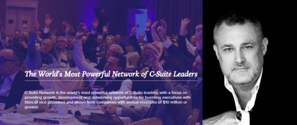 VIDEO – C-Suite Conference – Jeffrey Hayzlett Chairman, next event San Francisco November  8,9